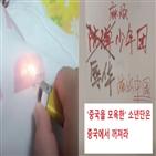 중국,누리꾼,한국,역사,방탄소년단,6·25전쟁,비난,모욕,웨이보,운동