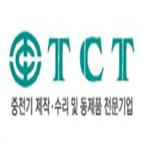 티씨티,한국신용평가,재무부담,회생절차,설비투자