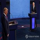 바이든,대통령,후보,트럼프,토론,코로나19