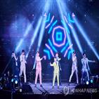 콘서트,온라인,공연,가수,팬미팅,거리두기,행사,개최,아이돌