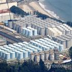 오염수,탱크,정부,결정,일본,후쿠시마,제1원전