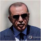 프랑스,대통령,에르도안,마크롱,발언,터키,이슬람,문제