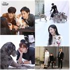 촬영,달력,김우석,강아지,개훌륭,현장