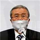 김종인,정부