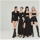 걸그룹,블랙핑크,차트,미국,음반,앨범
