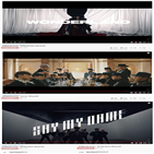 에이티즈,뮤직비디오,조회,5000만