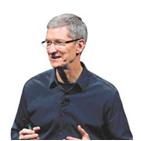 애플,조화,빈소