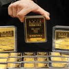 중앙은행,금값