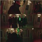 핼러윈,퍼포먼스,버전,뱀파이어