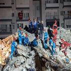 터키,지진,그리스,피해,발생,건물,사망,잔해,진도,진앙