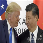 트럼프,중국,대통령,홍콩,미국,대만,재선