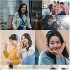 산후조리원,촬영,배우,스틸,엄지원,열정
