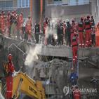 터키,사망자,지진,그리스,건물