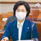총장,장관,대해,의원,수사,발언,의혹