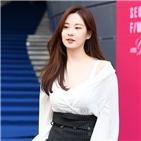 박지선,언니,전화,서현