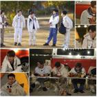 캠핑,트롯맨,장민호,임영웅,요리,오리배,가을,필요,레이스