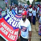 트럼프,미국,나이지리아,남아공,케냐,대통령,대선,바이든