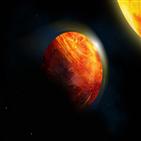 행성,바다,대기,용암,지역,암석