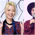 박지선,김신영,안영미,마음