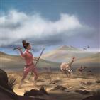 여성,사냥,무덤,동물,사냥꾼,연구팀