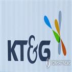 매출,KT&G,증가,동기