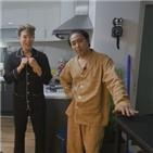 송민호,규현,어깨춤,방송,요리