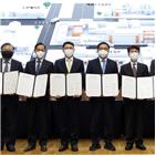 두산중공업,액화수소,창원시,계약,한국산업단지공단