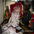 우편투표,공화당,집계,민주당,장악,개표,트럼프