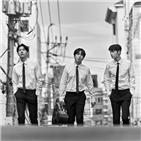씨엔블루,앨범,공개,데뷔