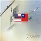 대만,중국,바이든,지원,미국