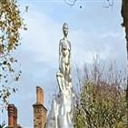 여성,동상,권리,남성,런던