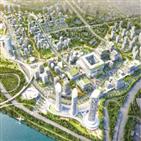 한강변,GS건설,컨소시엄