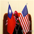 대만,미국,중국,대화,반대