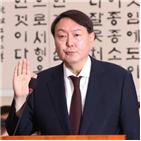 윤석열,총장,지지율,의원,민의힘,정치권,대통령