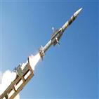 미사일,시험,요격