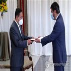 볼리비아,베네수엘라,이란,관계,대통령,모랄레스