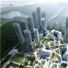 컨소시엄,프로젝트,국제업무단지,미래에셋대우,사업,개발