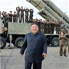 북한,미국,바이든,위해