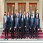 중국,한중,협력,기업,한국,교류
