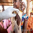 홍역,지난해,사망자,백신