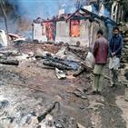 인도,파키스탄,카슈미르,사망,충돌,민간인