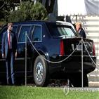 트럼프,요원,코로나19,대통령,비밀경호국,확진