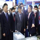 랴오닝성,중국,협력,한국,기업,대사