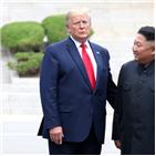 북한,바이든,트럼프