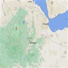 에티오피아,버스,최소,공격