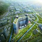 지식산업센터,조성,입지,투자자,아산탕정,삼성디스플레이,기숙사,유니콘101