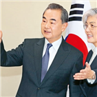 방한,주석,장관,한국,방문