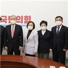 중소기업계,김종인,중대재해기업처벌법,제정