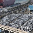 감소,수출,자동차,판매,생산,작년