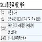 리츠,SK,SK그룹,보유,건물,최근,설립